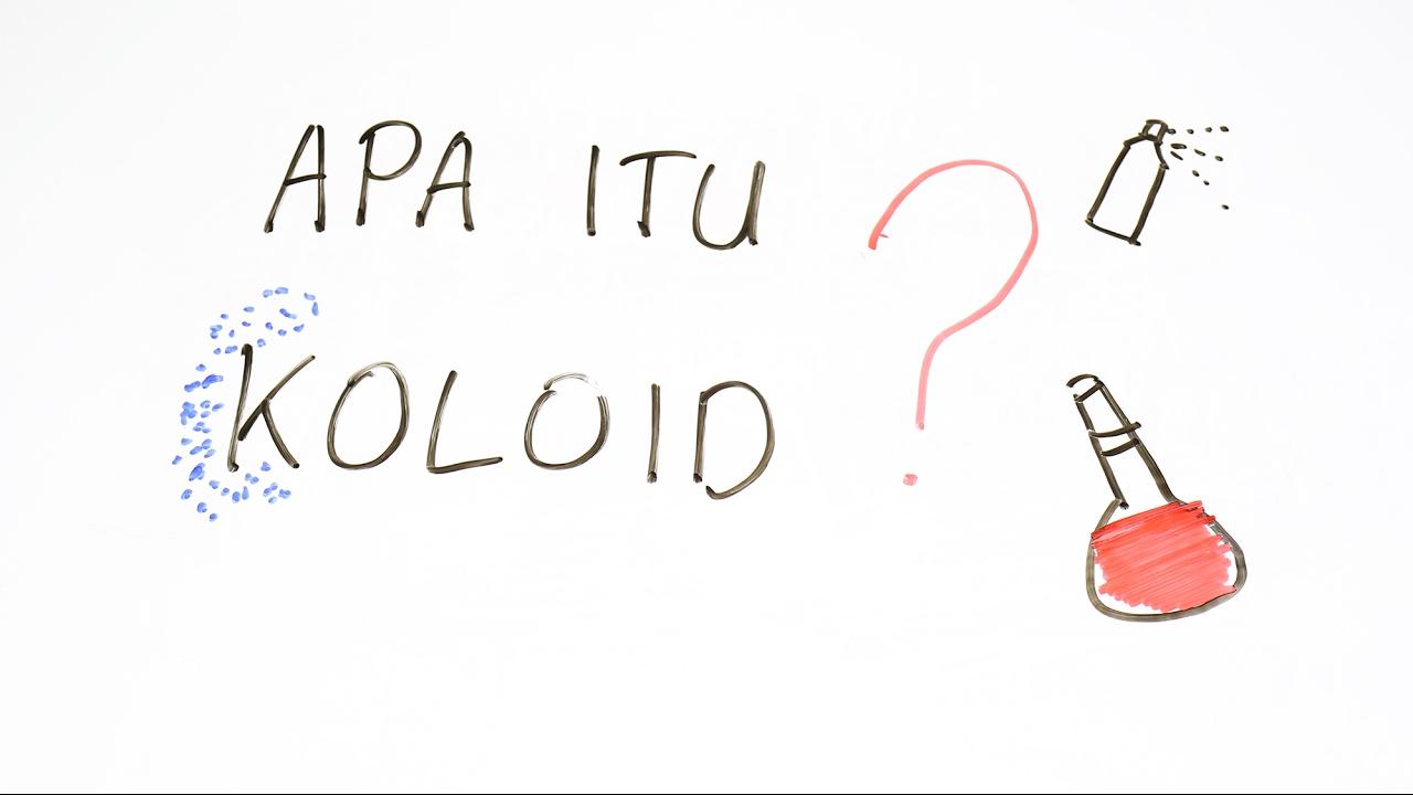 Apa itu Koloid? - YouTube