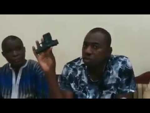 BAMAKO LE COMMISSAIRE DU 6ème ARRONDISSEMENT MESSAGE