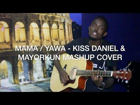 Davido Guitar Boy , J Ice Covers Mama/Yawa - Kiss Daniel & Mayorkun