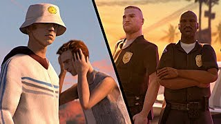 (Teaser) GTA: San Andreas Remastered (fan-made)