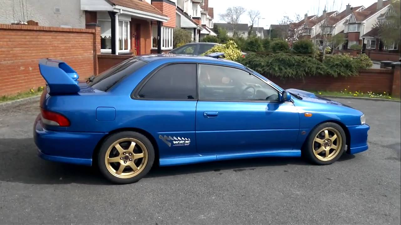 My00 Subaru Impreza Sti Type R Wrc Edition 311 1000 Youtube