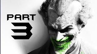 Batman Arkham City Walkthrough Part 3 - FINDING THE JOKER