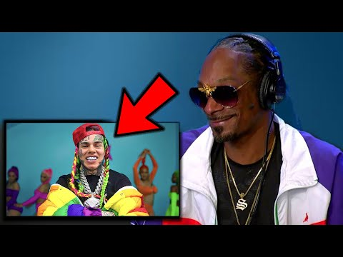 Lyrical Rappers React To 6IX9INE New Song GOOBA