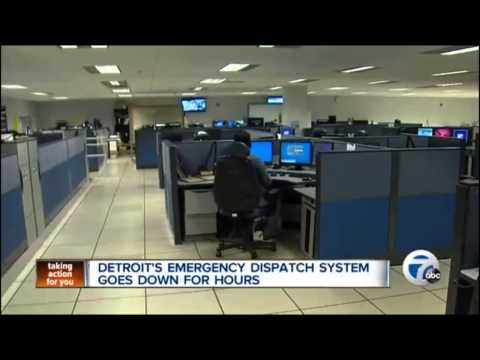 Detroit P25 radio failure 07/05/2013 - WXYZ TV News