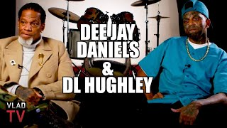 DL Hughley on Dee Jay Daniels' Mom Whooping Him with a Belt on 'The Hughleys' Set (Part 3)