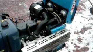 Sprzedaż używanych japońskich mini traktorków ciagników ogrodniczych. www.traktorki.waw.pl