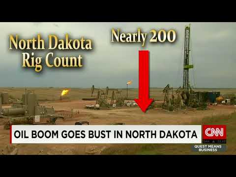 Can North Dakota Survive Downturn In Oil Prices?
