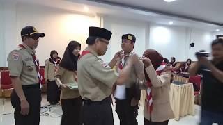 Penerimaan Anggota Baru Saka Widya Budaya Bhakti Tahun 2017 (BP-PAUD dan DIKMAS SUL-SEL)