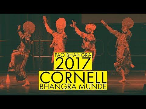 Cornell Bhangra Munde @ Pao Bhangra 2017