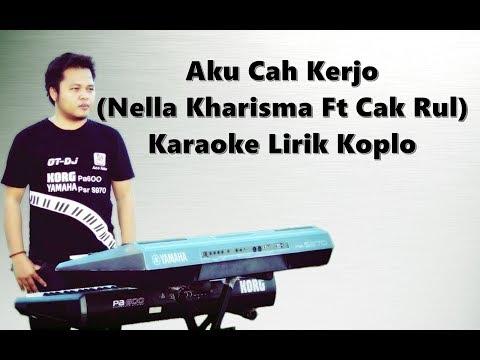 Aku Cah Kerjo Karaoke | Nella Kharisma Ft Cak Rul | Yamaha s970