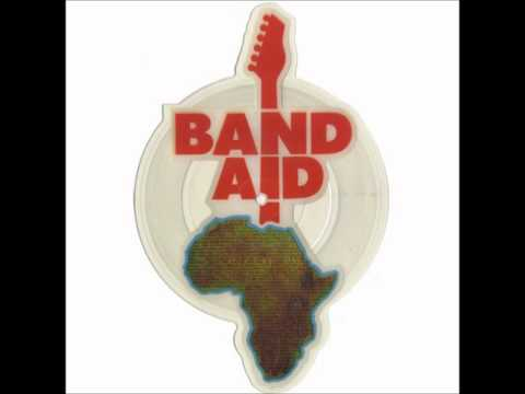 Band Aid 20 Do they know it's Christmas