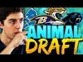 ANIMAL TEAMS ONLY DRAFT! MADDEN 17 DRAFT CHAMPIONS