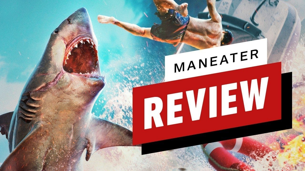 Maneater Review - IGN