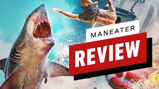 Maneater Review (Video Game Video Review)