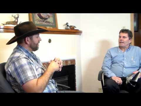 Burns Oregon--Better quality interview with Ammon Bundy