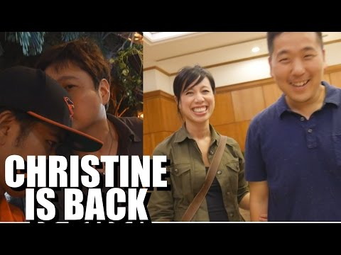 Life in Vietnam: MASTER CHEF CHRISTINE HA is BACK! DAILY VLOG #5