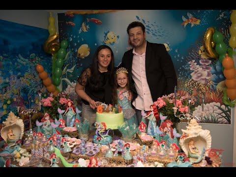 Lia Maria 6th Birthday Party