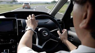 Behind the Wheel of Nissan's New Autonomous Car