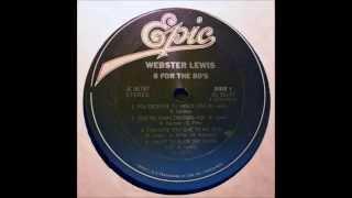 Webster Lewis - You Deserve To Dance (1979)