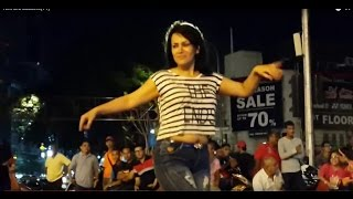 Nour El Ein ( Amr Diab نور العين - عمرو دياب- )-acai ft retmelo buskers,good dance iran girl