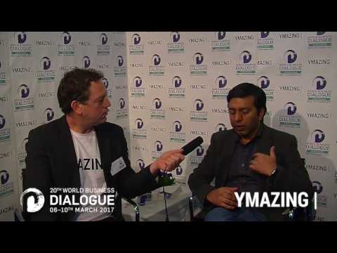 20th World Business Dialogue 2017: Interview with Ismail Malik, CEO of Blockchain Lab