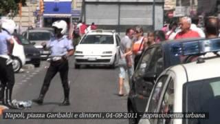 Piazza Garibaldi e dintorni, disagio sociale e sopravvivenze urbane