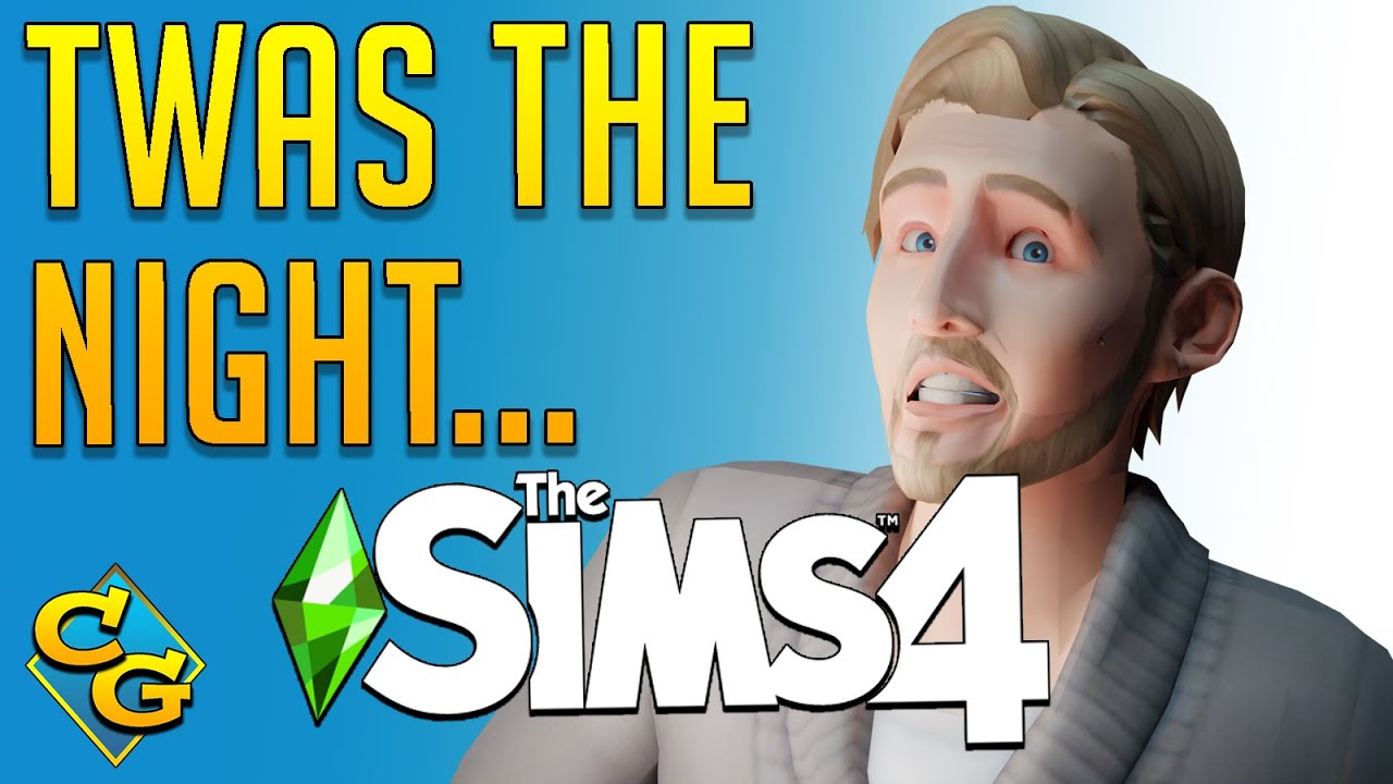 A Very Special Christmas Video | The Sims 4