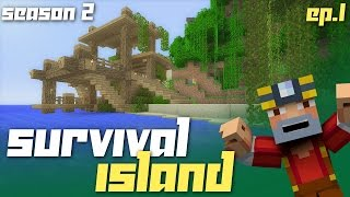 Minecraft Xbox 360: Survival Island - Season 2! (Ep.1 - A New Adventure!)