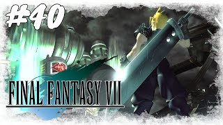Lets Play Final Fantasy VII  #40 / Mit dem Snowboard den Berg runter / Gameplay (PS4 Deutsch German)