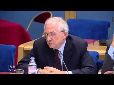 Audition de M. Olivier SCHRAMECK, Président du Conseil Supérieur de l'Audiovisuel (1ère partie)