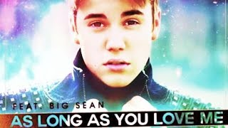 Justin Bieber As Long As You Love Me Live on dacing with the stars 25-09-12 (Edition 2018-2019