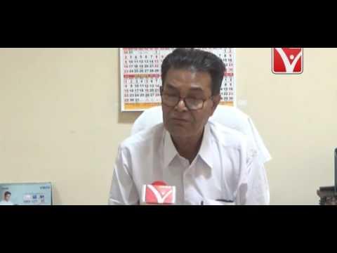 "Minister Bhanulal Saha Information & Culture Niye Special Talk Show ""NEWS VANGUARD"" Telecast 14/3/17"