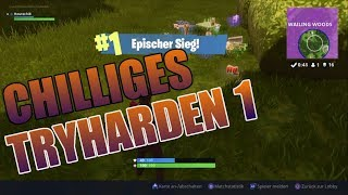 CHILLIGES TRYHARDEN | 16 KILLS SOLO WIN| AMOID