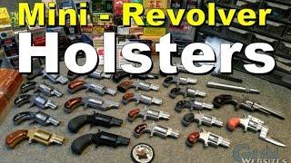 Mini Revolver Holsters