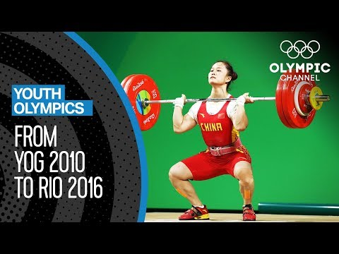 Download Youtube: Deng Wei - The Weightlifter Going from Youth Olympic to Olympic Gold   Youth Olympic Games