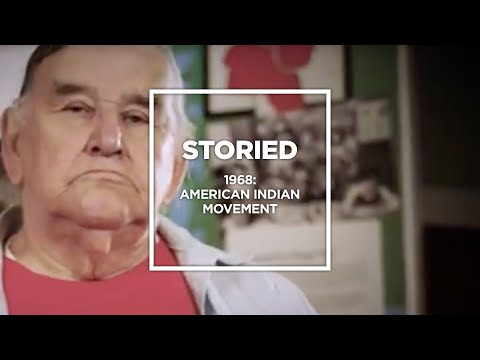 Storied 1968: American Indian Movement