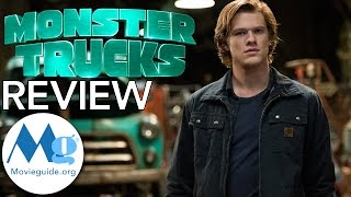 MONSTER TRUCKS Movie Review by Movieguide