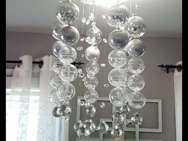 Bubble Chandelier DIY - With Loop Control - YouTube for Musicians