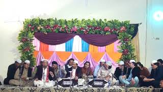 Baandi Bardi Tain Dilbar Di O Yaar By Ustad Sher Ali Mehr Ali Khan Qawwal in Ladha Sadha 2018