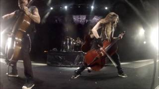 Apocalyptica Live in Mexico , House of Chains