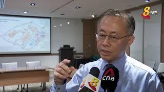 新加坡中央医院将改用以目的地直达路线网络