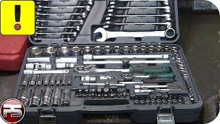 Твоя мастерская: набор инструментов и спец. инструмент