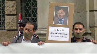 المانيا تطلق سراح الصحفي احمد منصور   22-6-2015