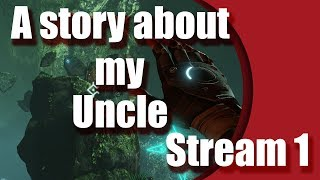 A story about my uncle | Stream replay | duncte123