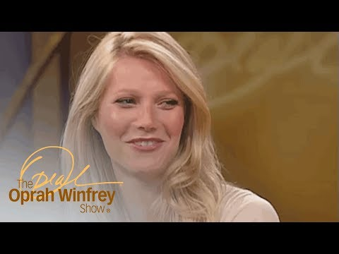 Gwyneth Paltrow Reveals Why She Named Her Daughter Apple | The Oprah Winfrey Show | OWN