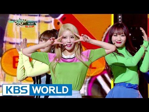 Lovelyz (러블리즈) - WoW! [Music Bank / 2017.03.24]