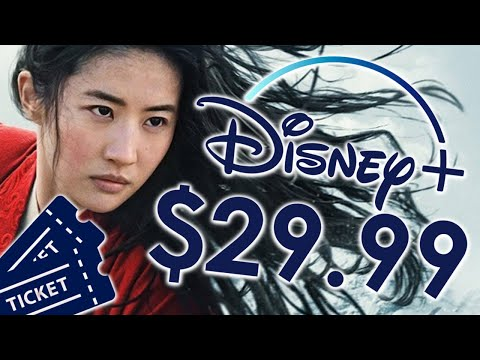 What Mulan Going to Disney+ Means for Theaters