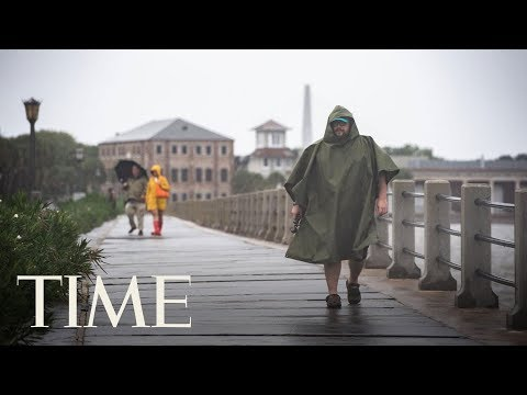LIVE From North & South Carolina As Hurricane Dorian Makes Landfall | TIME