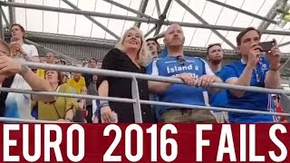 Funny EURO 2016 | Best fails | Funny moments | Part 2