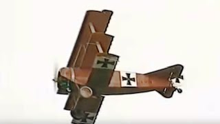 Немецкие самолеты Первой мировой войны